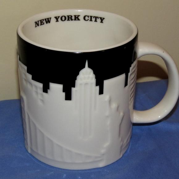 Starbucks New York City Collector Series Coffee Mug